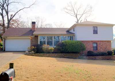 Memphis TN Single Family Home For Sale: $330,000