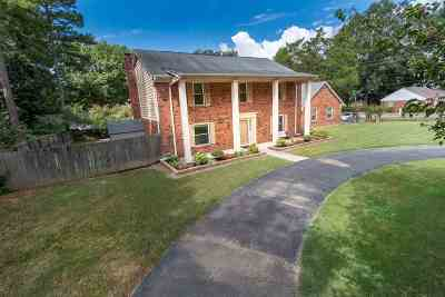 Collierville Single Family Home Contingent: 479 Peterson Lake