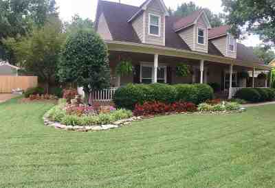 Collierville Single Family Home Contingent: 751 Autumn Winds