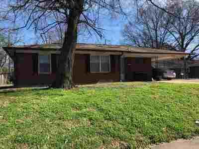 Memphis Single Family Home For Sale: 1048 Mt Moriah