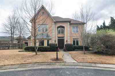 Memphis TN Single Family Home For Sale: $419,000