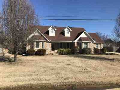 Atoka Single Family Home Contingent: 876 Walker Parkway