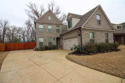 Olive Branch Single Family Home For Sale: 6828 Mourning Dove