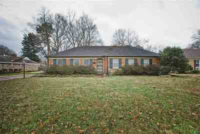 Memphis Single Family Home For Sale: 4895 Lynbar