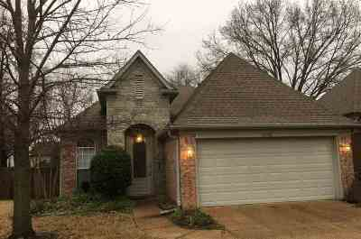 Memphis Single Family Home For Sale: 6728 Stone Garden
