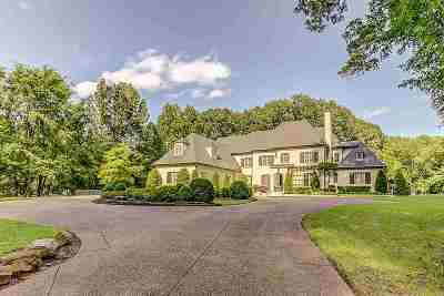 Germantown TN Single Family Home For Sale: $1,620,000
