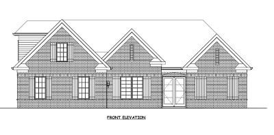 Memphis TN Single Family Home For Sale: $272,500