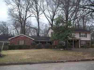 Memphis Single Family Home For Sale: 5911 Brierdale