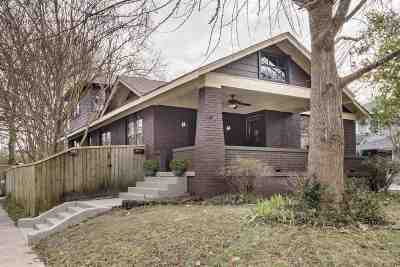 Single Family Home For Sale: 1903 Oliver