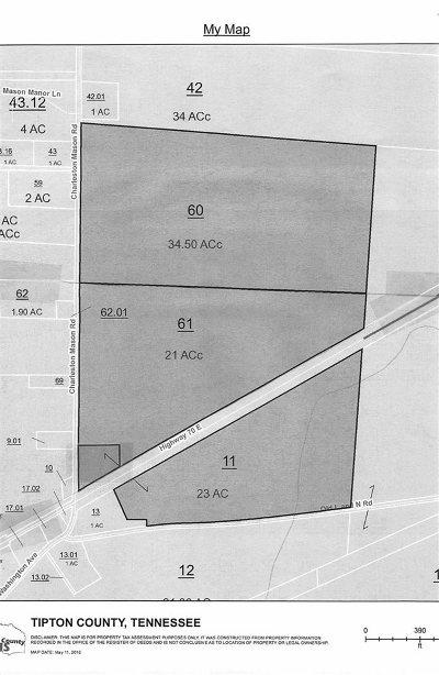 Residential Lots & Land For Sale: 5500 Charleston Mason