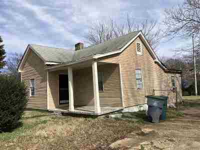 Memphis TN Single Family Home For Sale: $15,999