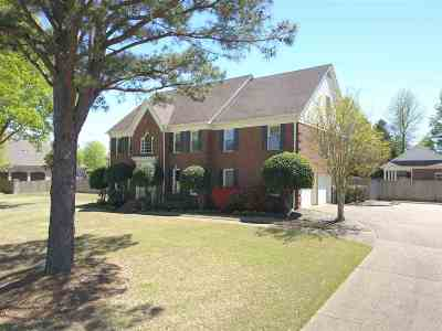 Germantown Single Family Home For Sale: 9575 Fox Hill