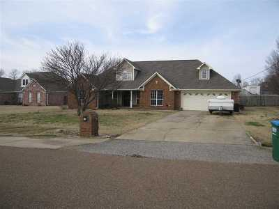 Atoka Single Family Home For Sale: 70 Thomas