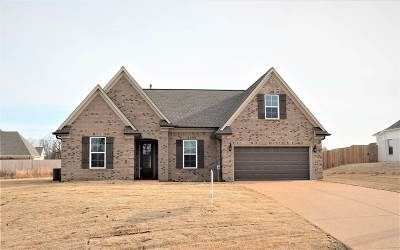 Atoka Single Family Home Contingent: 67 Hayes