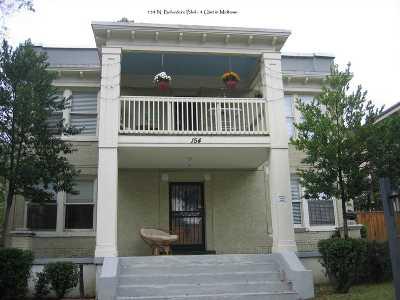 Multi Family Home For Sale: 154 N Belvedere