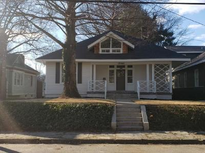 Memphis Single Family Home For Sale: 1941 Harbert