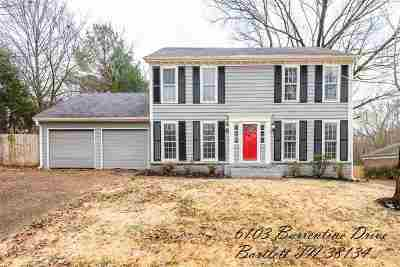 Single Family Home Sold: 6103 Barrentine