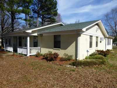 Single Family Home For Sale: 3826 N Hwy 309 Byhalia