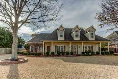 Collierville Single Family Home Contingent: 1569 Grayson