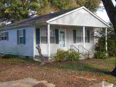 Florence AL Single Family Home For Sale: $41,900