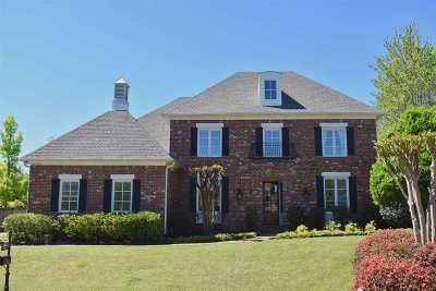 Collierville Single Family Home For Sale: 10257 Old Course