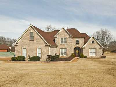 Olive Branch Single Family Home For Sale: 8266 Kings Crossing