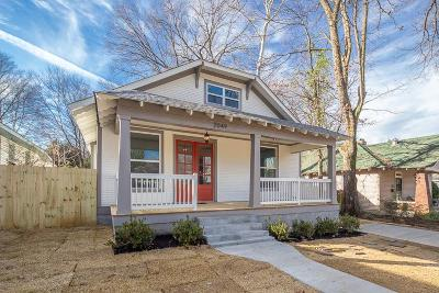 Memphis Single Family Home For Sale: 2049 Felix