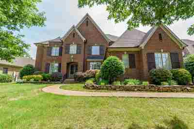 Collierville Single Family Home For Sale: 1260 E Bray Park