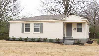 Memphis Single Family Home For Sale: 5089 Hampshire