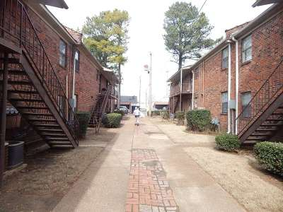 Memphis Condo/Townhouse For Sale: 3205 Thirteen Colony #1A