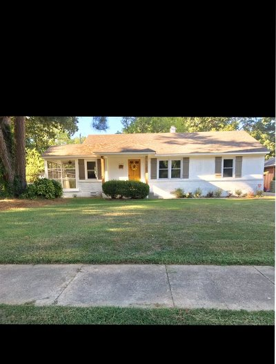 Memphis Single Family Home For Sale: 4592 Amboy