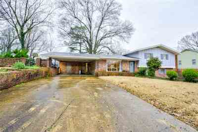 Memphis Single Family Home For Sale: 4011 Mary Lee