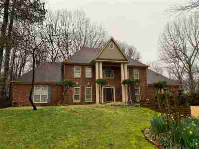 Collierville Single Family Home For Sale: 950 Fair Oaks