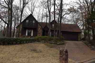 Memphis TN Single Family Home For Sale: $224,000