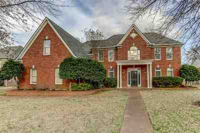 Collierville Single Family Home For Sale: 566 Green Oaks