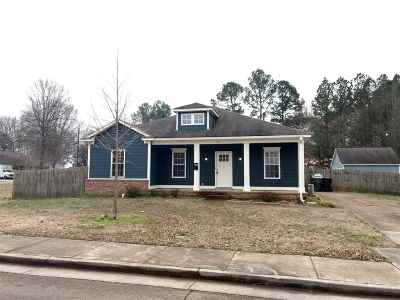 Collierville Rental For Rent: 193 E South