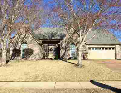 Collierville Single Family Home For Sale: 996 Ten Oaks
