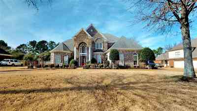 Collierville Single Family Home For Sale: 1001 Fall Springs