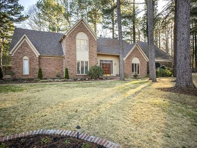 Germantown Single Family Home For Sale: 8501 Huntleigh