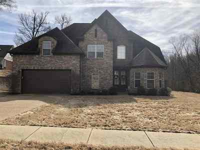 Atoka Single Family Home For Sale: 111 Walker Lake