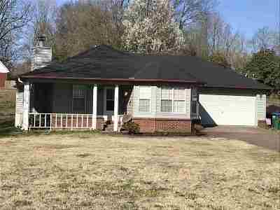 Atoka Single Family Home For Sale: 25 Margaret