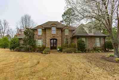 Collierville Single Family Home For Sale: 2010 Coors Creek