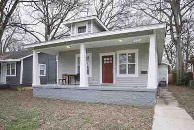 Single Family Home Contingent: 1429 Tutwiler