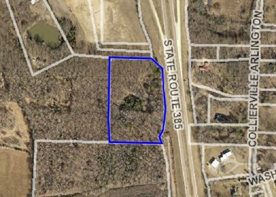 Memphis Residential Lots & Land For Sale: State Route 385