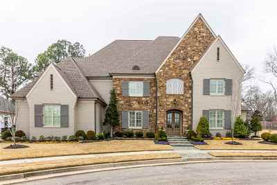 Germantown Single Family Home For Sale: 8998 Winston Woods
