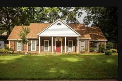 Memphis Single Family Home Contingent: 2387 Hickory Crest