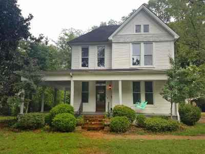 Covington Single Family Home For Sale: 700 S College