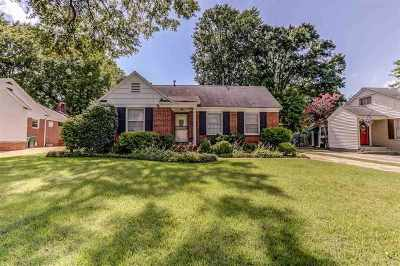 High Point Terrace Single Family Home For Sale: 319 High Point