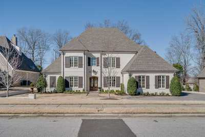 Collierville Single Family Home For Sale: 1176 Brayridge