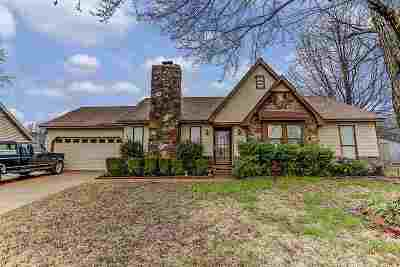Shelby County Single Family Home For Sale: 5460 Lock Bay